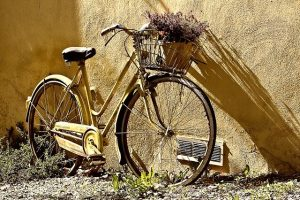Talking about bicycles